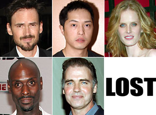 New Lost Actors for Season 4